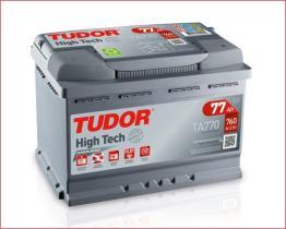 Tudor TA770 - Tudor TA640 - Bateria Tudor High-Tech 64 AH 640 A.