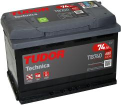 Tudor TB740 - SERIE TUDOR TECHNICA