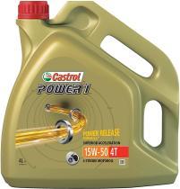 Castrol 1017 - Castrol Power 1 Racing Aceite de Motores 10W-50 4T 4L