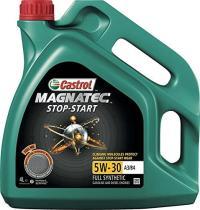 Castrol 3005 - CASTROL MAGNATEC 5W-30 A5 ACEITE DE MOTORES 4 LITROS